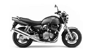 GSX 1200 INAZUMA 99-03 (A3)