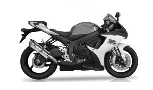 GSX 600 R 11-15