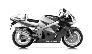 GSX 600 R SRAD 97-00 (AD)