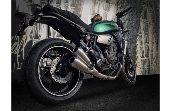 Yamaha Xj Ixil Exhaust